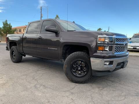 2014 Chevrolet Silverado 1500 for sale at Boktor Motors in Las Vegas NV