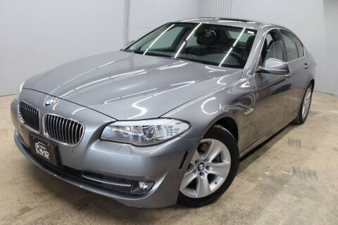 2013 BMW 5 Series for sale at Flash Auto Sales in Garland TX