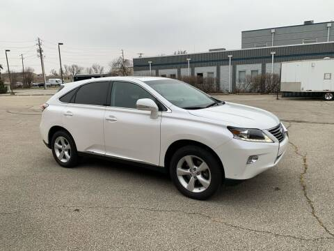 2015 Lexus RX 450h for sale at Certified Auto Exchange in Indianapolis IN