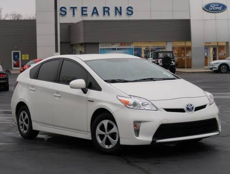 2015 Toyota Prius for sale at Stearns Ford in Burlington NC