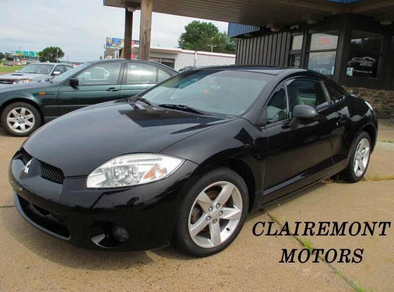 2008 Mitsubishi Eclipse for sale at Clairemont Motors in Eau Claire WI