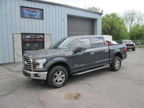 2017 Ford F-150 for sale at Access Auto Brokers in Hagerstown MD