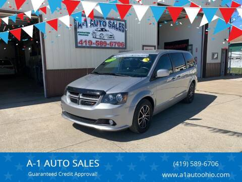 2018 Dodge Grand Caravan for sale at A-1 AUTO SALES in Mansfield OH