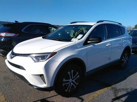 2016 Toyota RAV4 for sale at FLORIDA CAR TRADE LLC in Davie FL