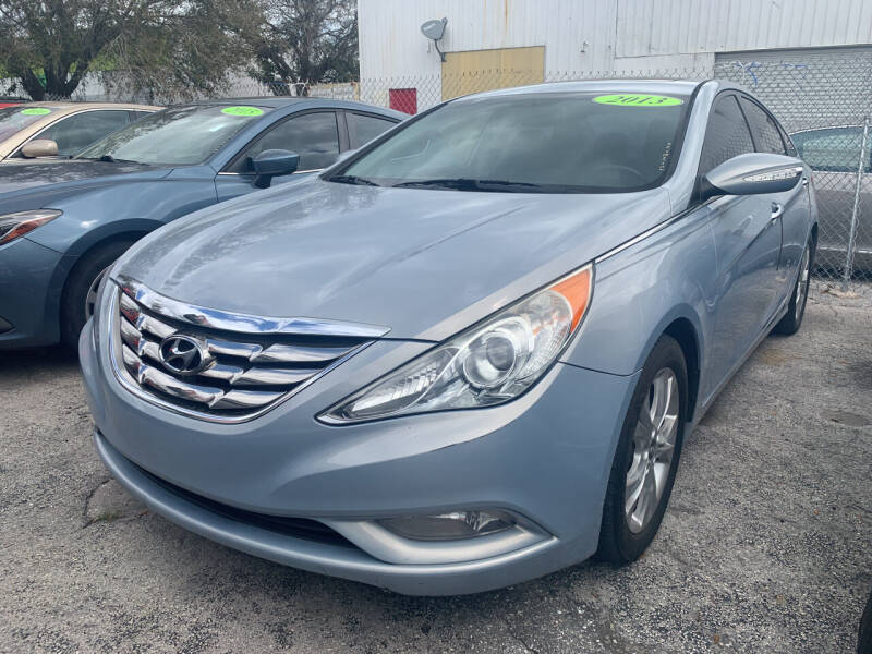 2013 Hyundai Sonata for sale at Bargain Auto Sales in West Palm Beach FL