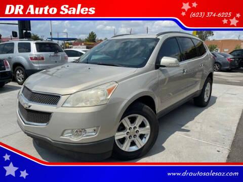 2011 Chevrolet Traverse for sale at DR Auto Sales in Glendale AZ