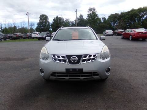 2012 Nissan Rogue for sale at Pool Auto Sales Inc in Spencerport NY