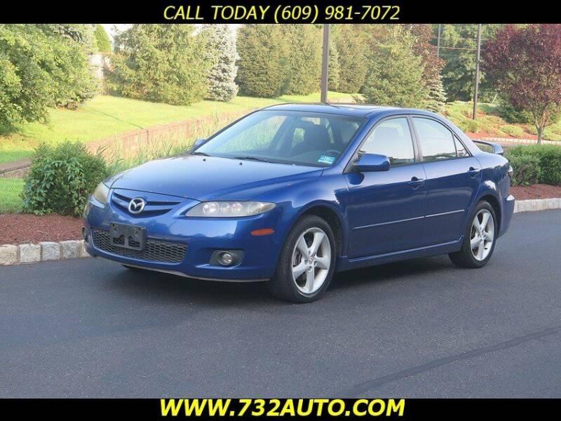 2006 Mazda MAZDA6 for sale at Absolute Auto Solutions in Hamilton NJ