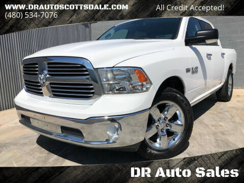 2014 RAM Ram Pickup 1500 for sale at DR Auto Sales in Scottsdale AZ