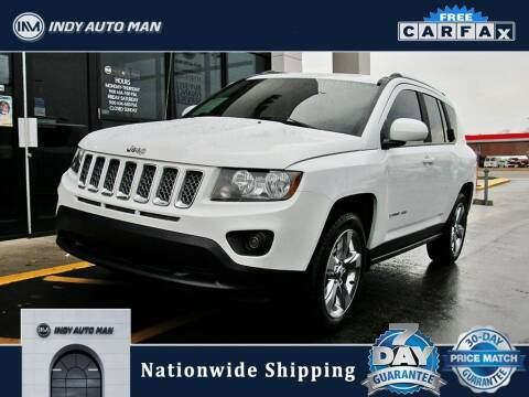 2014 Jeep Compass for sale at INDY AUTO MAN in Indianapolis IN