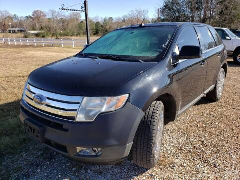 2008 Ford Edge for sale at Scarletts Cars in Camden TN