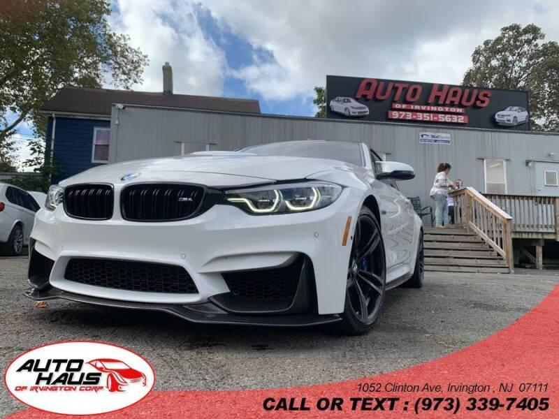 2018 BMW M4 for sale in Irvington, NJ
