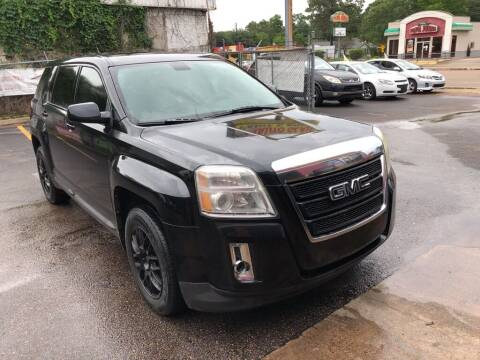 2011 GMC Terrain for sale at 4 Girls Auto Sales in Houston TX