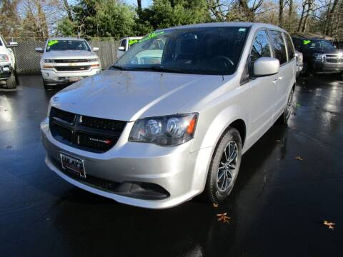 2016 Dodge Grand Caravan for sale at LULAY'S CAR CONNECTION in Salem OR