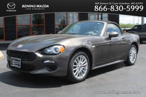 2017 FIAT 124 Spider for sale at Bening Mazda in Cape Girardeau MO