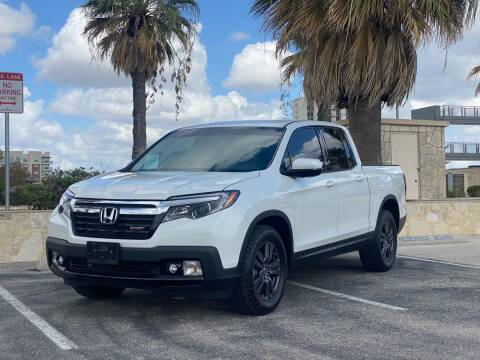 2019 Honda Ridgeline for sale at Motorcars Group Management - Bud Johnson Motor Co in San Antonio TX