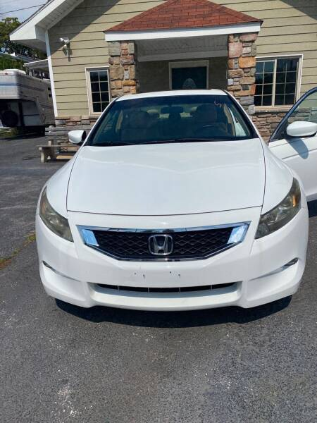 2009 Honda Accord for sale at Murrays Used Cars in Baltimore MD