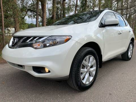 2012 Nissan Murano for sale at Next Autogas Auto Sales in Jacksonville FL