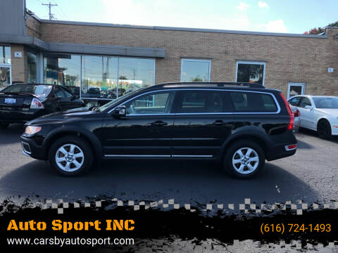 2013 Volvo XC70 for sale at Auto Sport INC in Grand Rapids MI