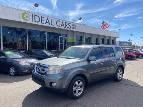 2009 Honda Pilot for sale at Ideal Cars in Mesa AZ