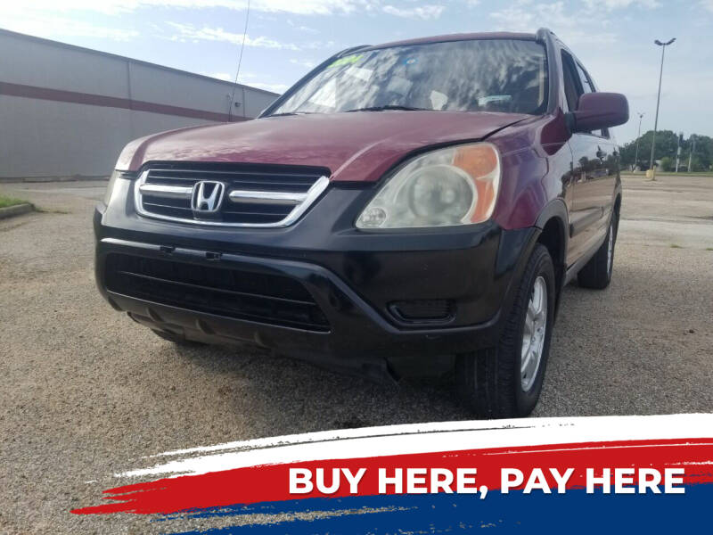 2004 Honda CR-V for sale at Auto District in Baytown TX
