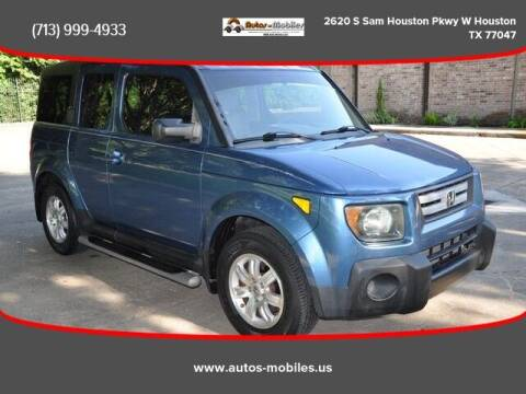 2008 Honda Element for sale at AUTOS-MOBILES in Houston TX