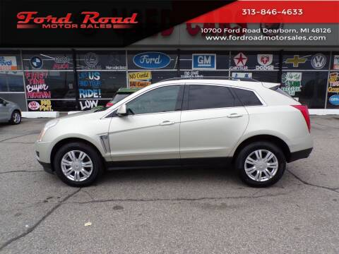 2014 Cadillac SRX for sale at Ford Road Motor Sales in Dearborn MI