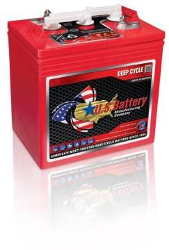 2021 US Battery U.S. 2200 for sale at 70 East Custom Carts Atlantic Beach - golf cart batteries in Atlantic Beach NC