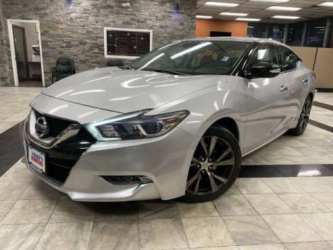 2017 Nissan Maxima for sale at Sonias Auto Sales in Worcester MA