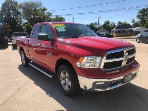 2017 RAM Ram Pickup 1500 for sale at Zacatecas Motors Corp in Des Moines IA