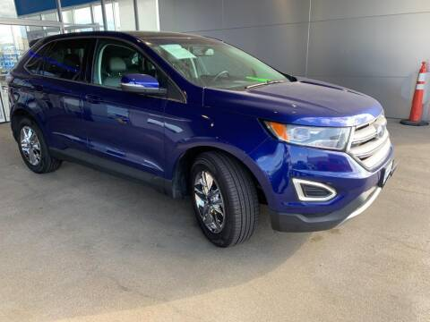 2015 Ford Edge for sale at Ford Trucks in Ellisville MO