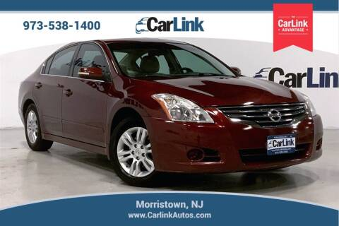 2010 Nissan Altima for sale at CarLink in Morristown NJ