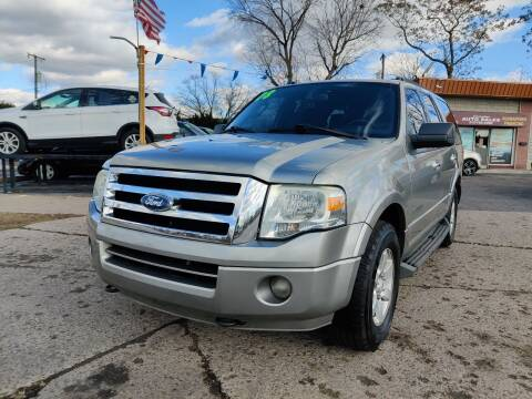 2008 Ford Expedition for sale at Lamarina Auto Sales in Dearborn Heights MI