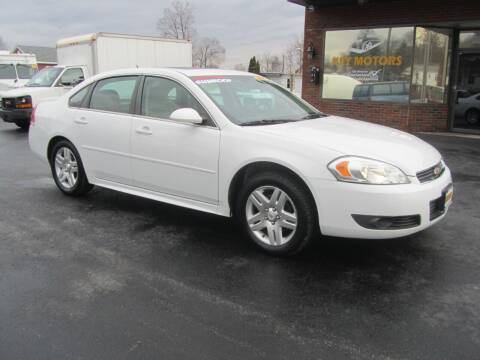 2014 Chevrolet Impala Limited for sale at Key Motors in Mechanicville NY