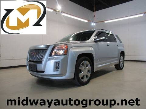 2013 GMC Terrain for sale at Midway Auto Group in Addison TX
