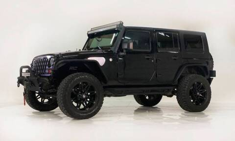 2012 Jeep Wrangler Unlimited for sale at Houston Auto Credit in Houston TX
