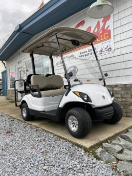 2015 Yamaha YDREX5 for sale at 70 East Custom Carts LLC in Goldsboro NC