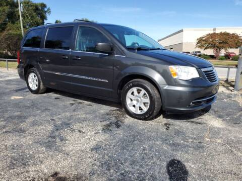 2012 Chrysler Town and Country for sale at Ron's Used Cars in Sumter SC