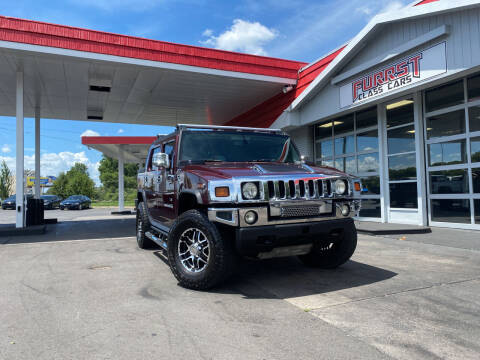 2006 HUMMER H2 SUT for sale at Furrst Class Cars LLC  - Independence Blvd. in Charlotte NC