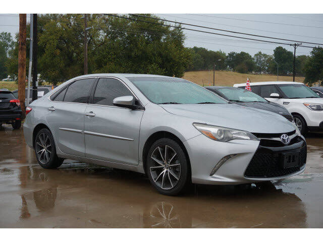 2015 Toyota Camry for sale at Autosource in Sand Springs OK