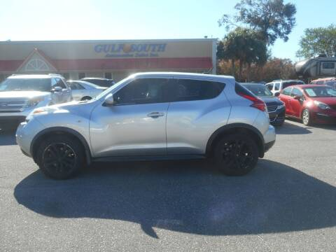 2012 Nissan JUKE for sale at Gulf South Automotive in Pensacola FL