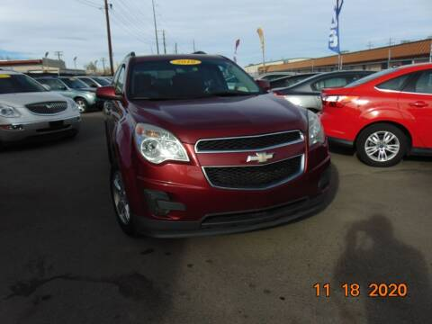 2010 Chevrolet Equinox for sale at Avalanche Auto Sales in Denver CO