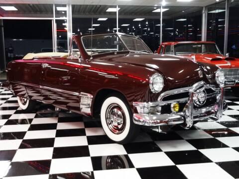1950 Ford CUSTOM for sale at Wagner's Classic Cars in Bonner Springs KS