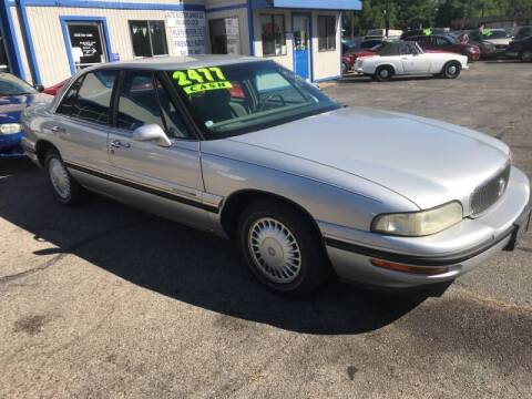 1999 Buick LeSabre for sale at Klein on Vine in Cincinnati OH
