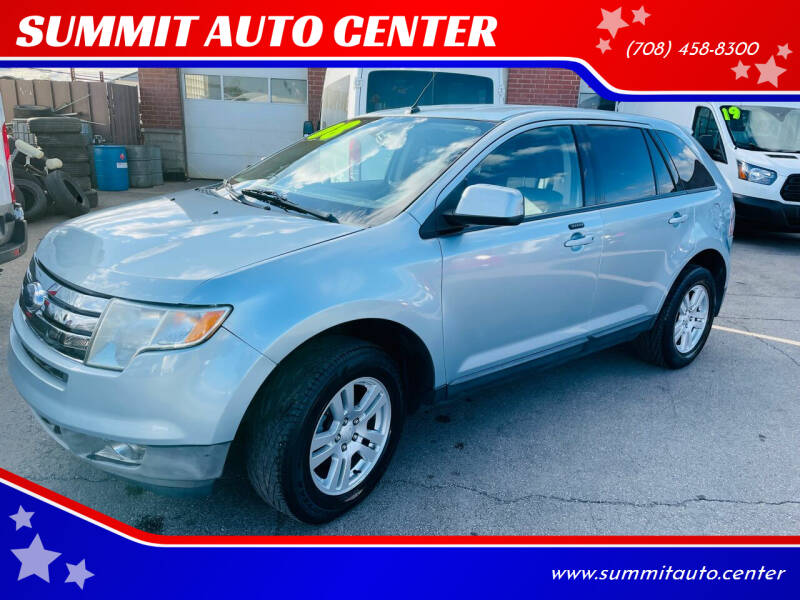 2008 Ford Edge for sale at SUMMIT AUTO CENTER in Summit IL