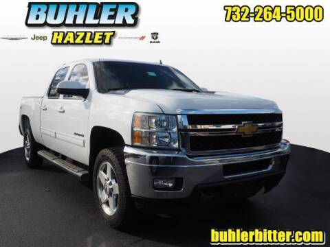 2014 Chevrolet Silverado 2500HD for sale at Buhler and Bitter Chrysler Jeep in Hazlet NJ