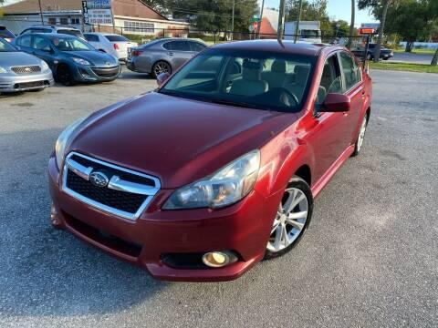 2014 Subaru Legacy for sale at CHECK  AUTO INC. in Tampa FL