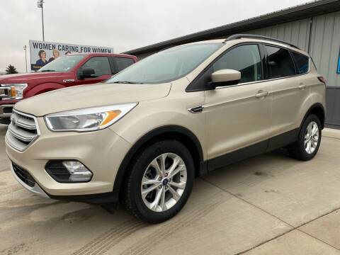 2018 Ford Escape for sale at FAST LANE AUTOS in Spearfish SD