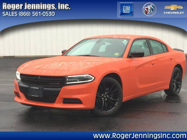 2018 Dodge Charger for sale at ROGER JENNINGS INC in Hillsboro IL