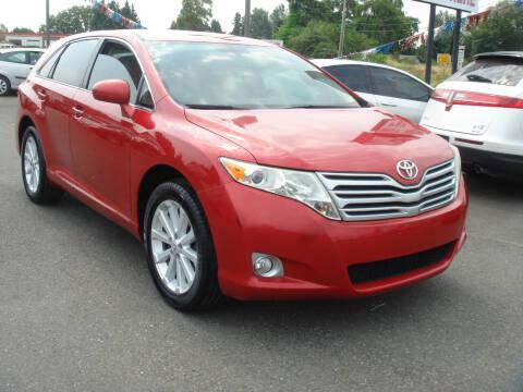 2012 Toyota Venza for sale at Sound Auto Land LLC in Auburn WA